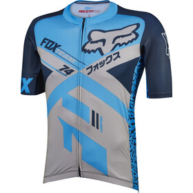 Fox Ascent Pro SS Jersey Men blue